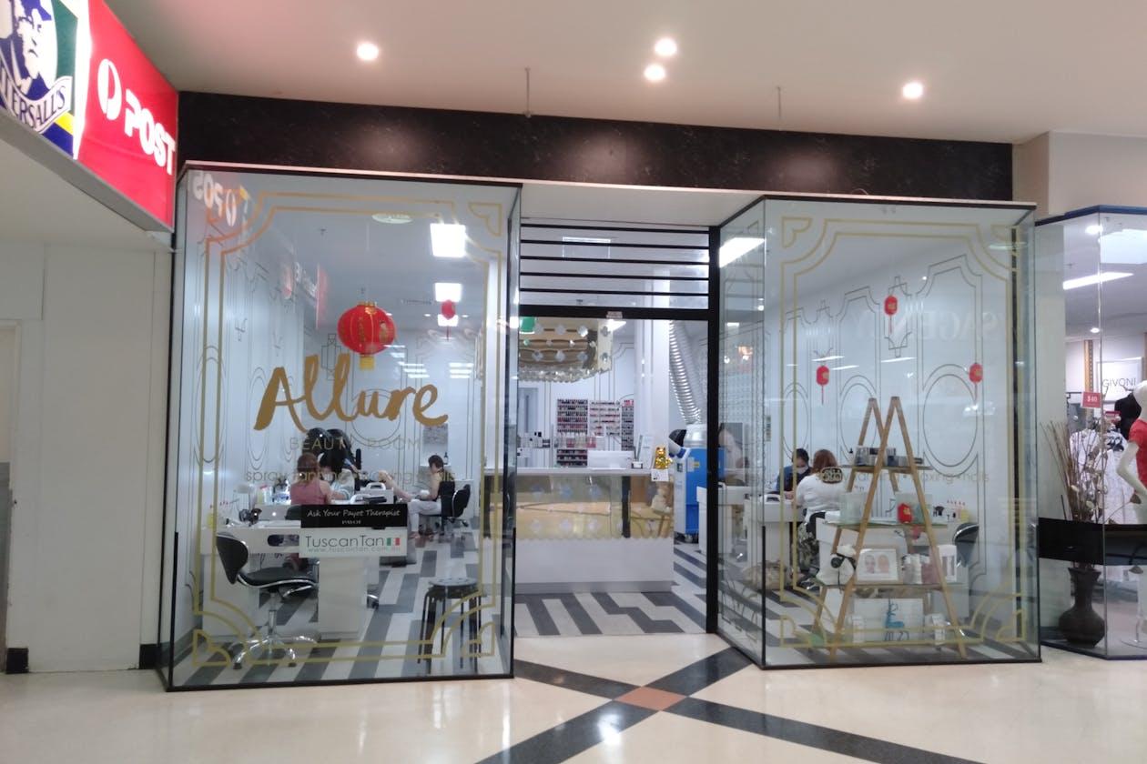 Allure Beauty Room