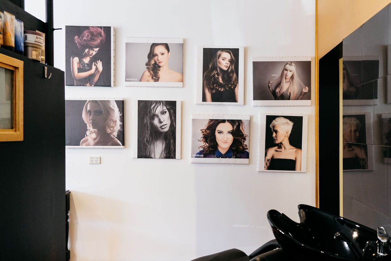 New Sensations Hairstyling image 4