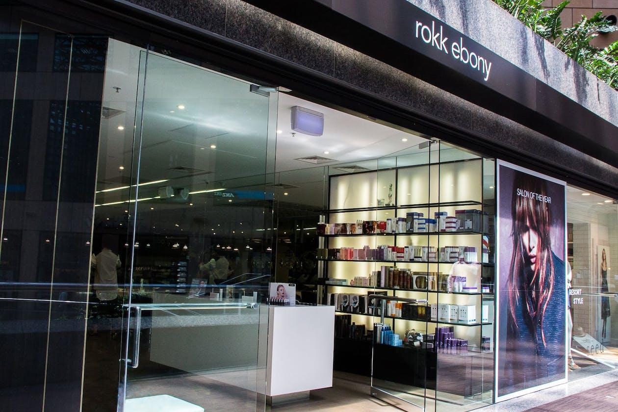 Rokk Ebony - Melbourne CBD