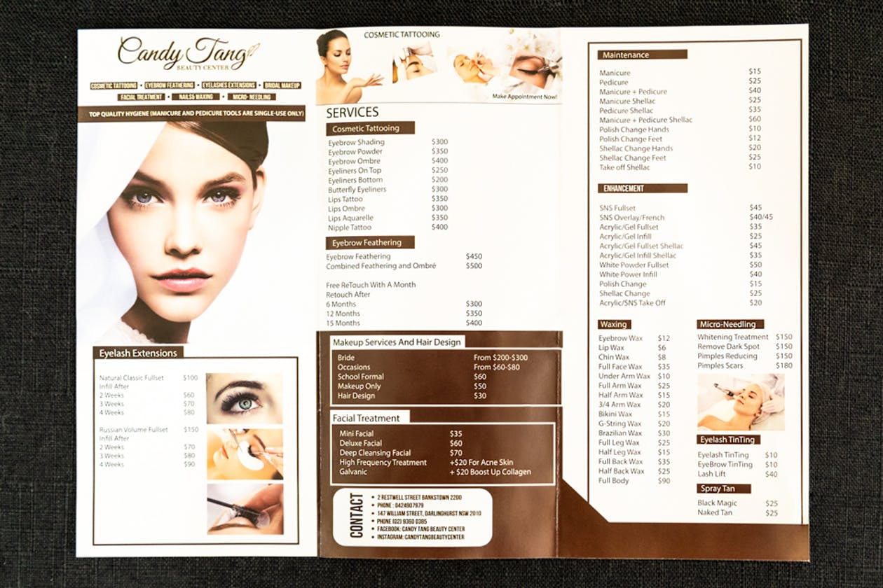 Candy Tang Beauty Center - Bankstown image 13