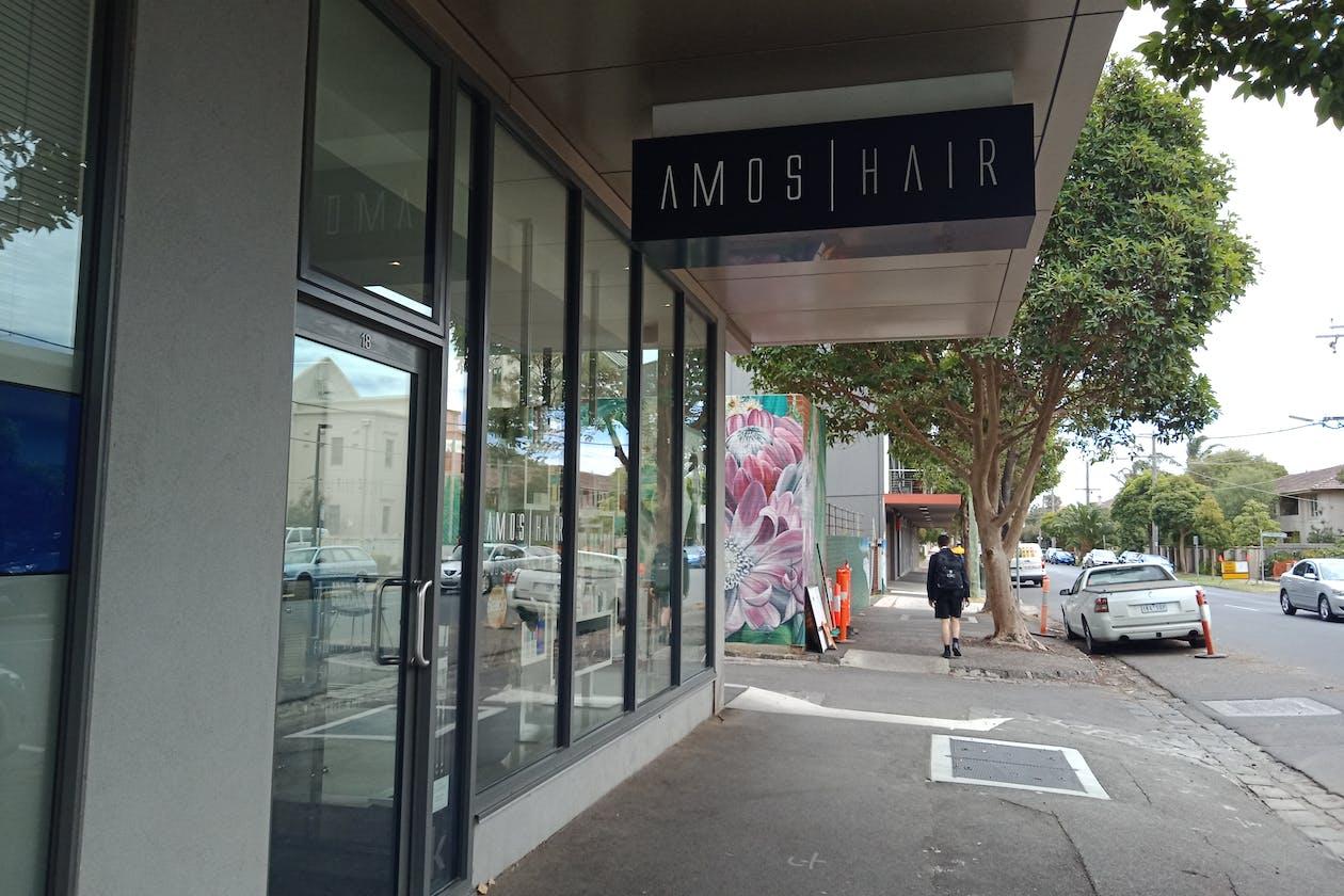 Amos Hair