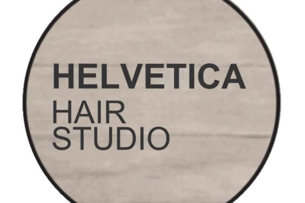 Helvetica Hair Studio