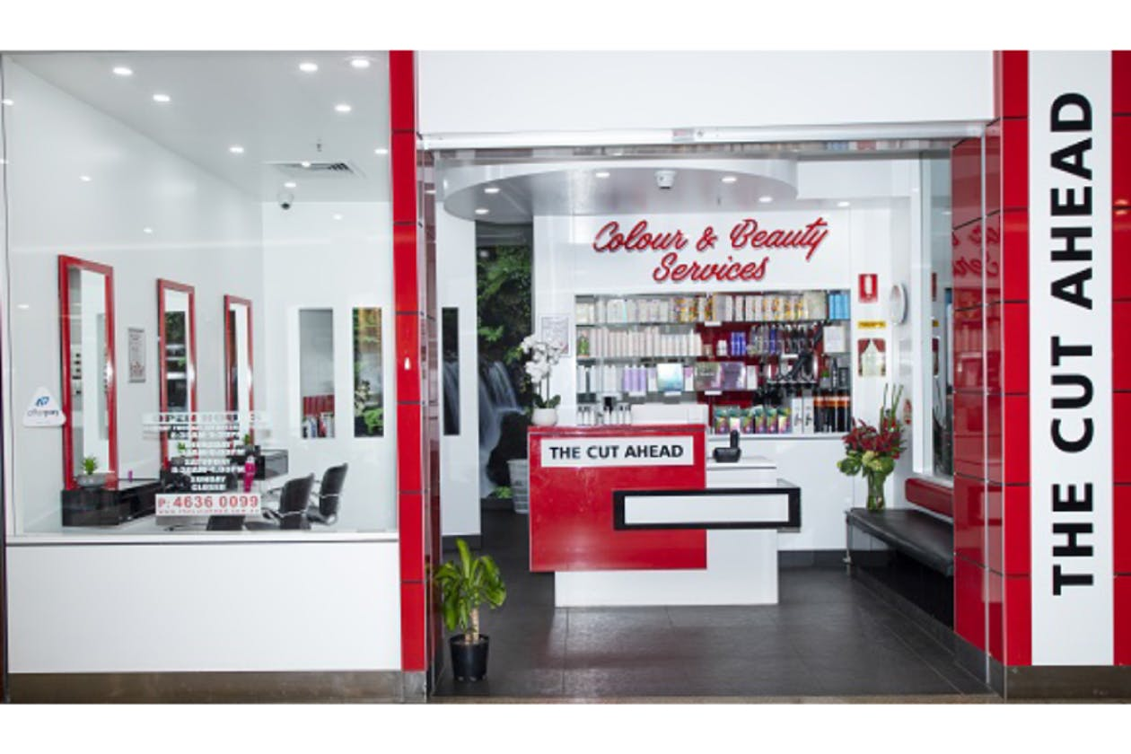The Cut Ahead Hair Boutique image 1