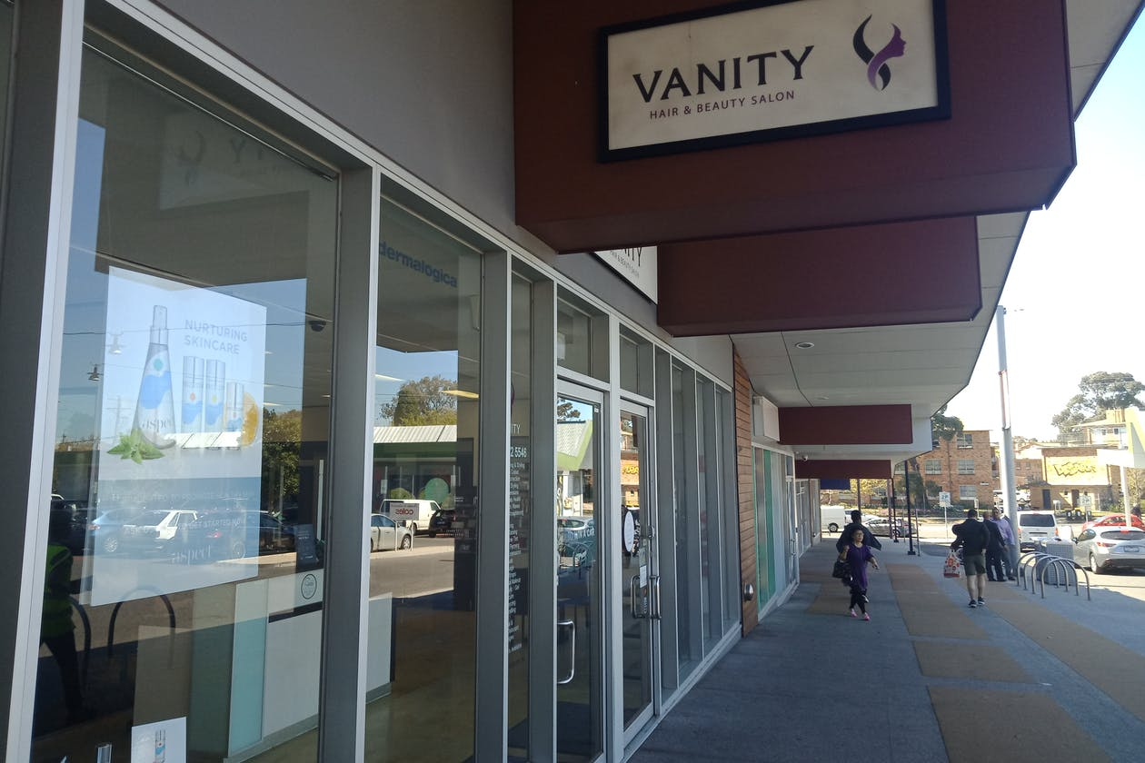 Vanity Hair and Beauty Salon