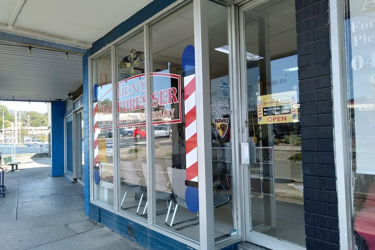 Boronia Men's Hairdresser