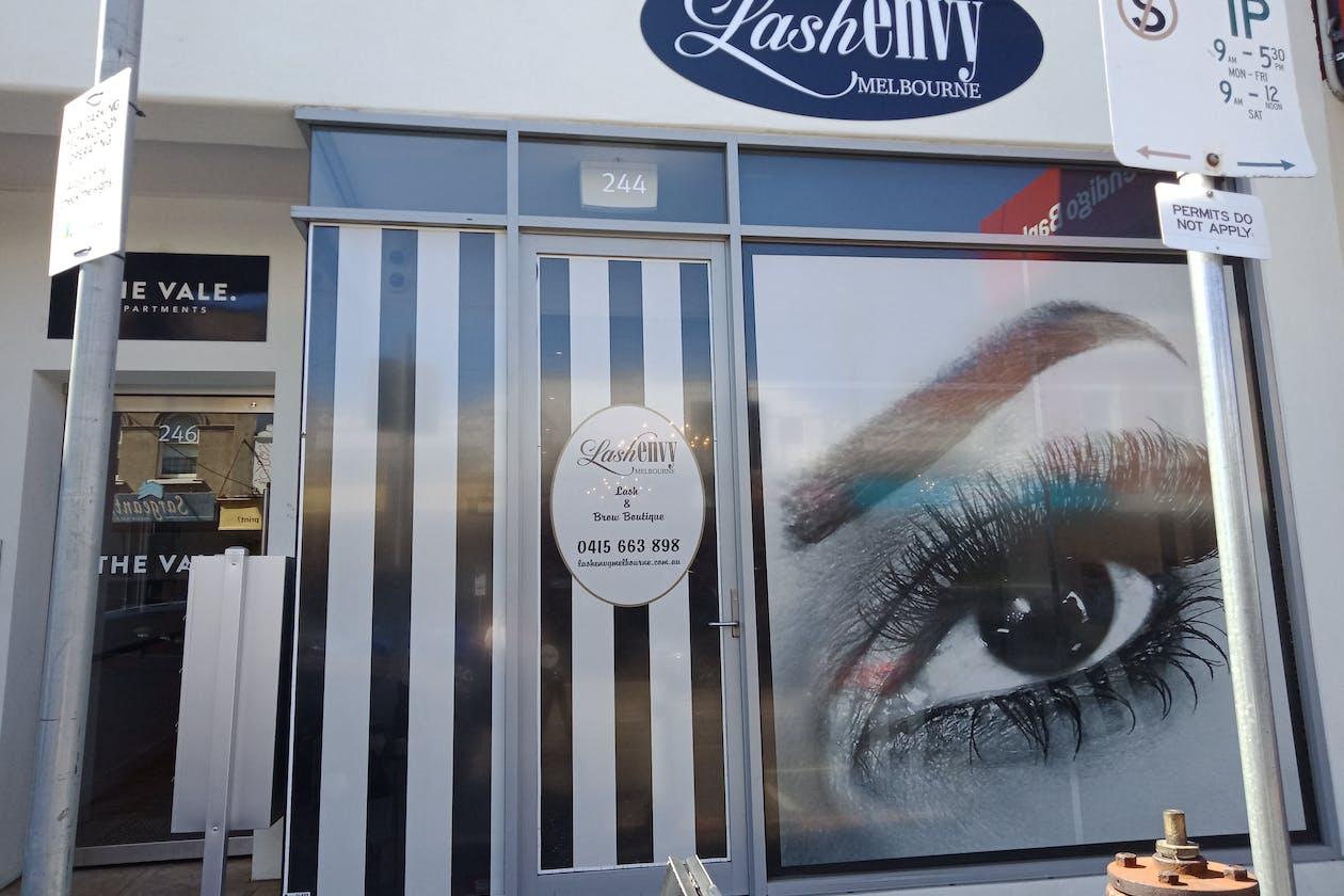 Lash Envy Melbourne - Ascot Vale