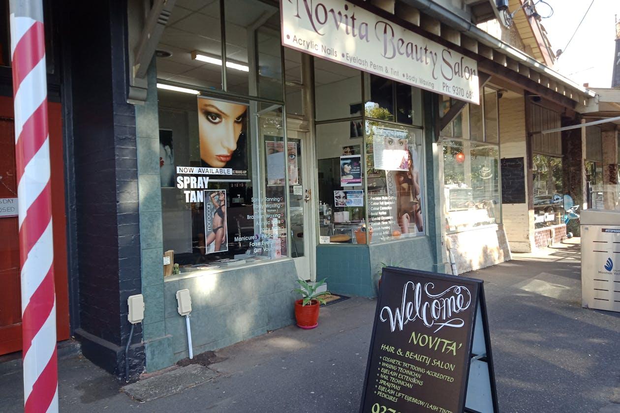 Novita' Hair & Beauty Salon