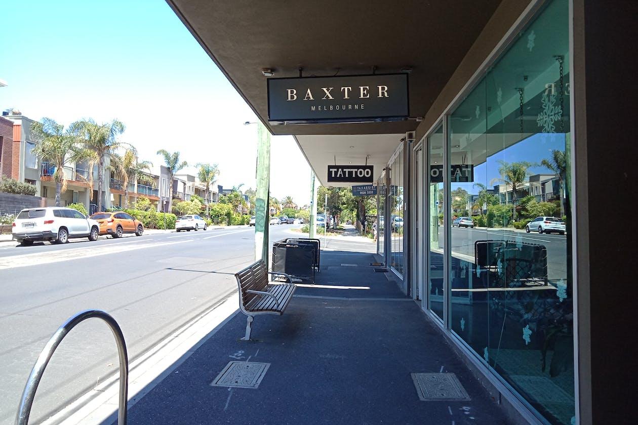 Baxter Melbourne