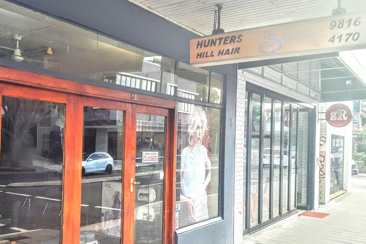 Hunters Hill Hair Strand