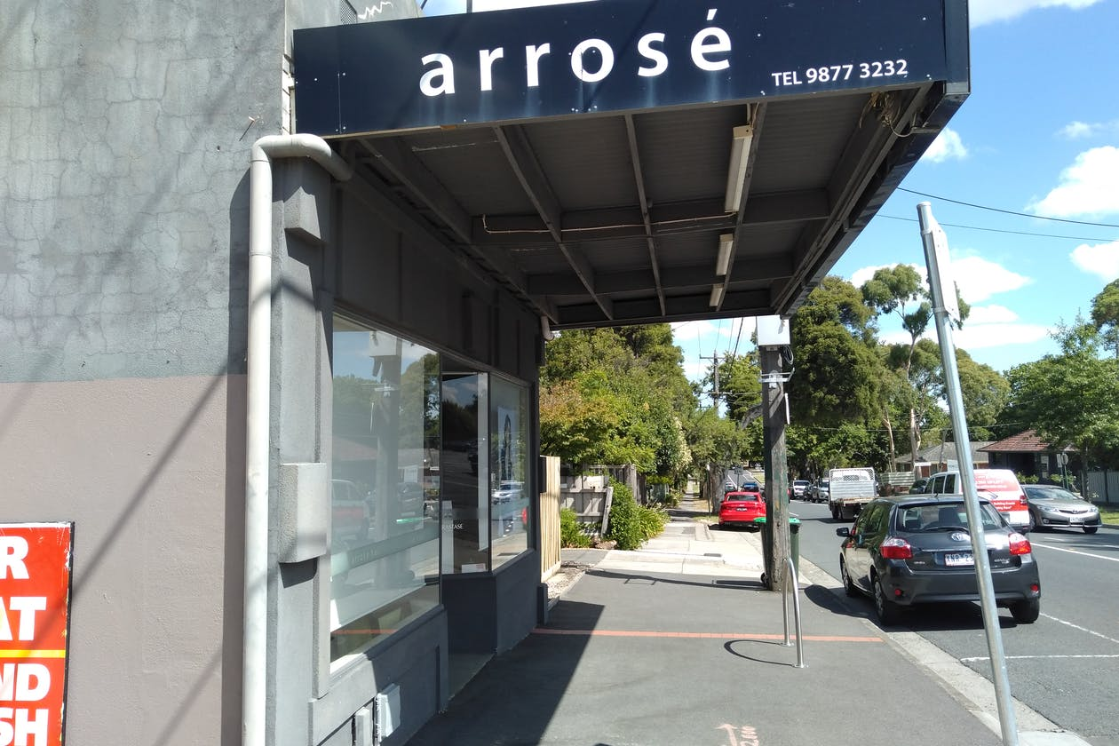 Arrose Hairdressing