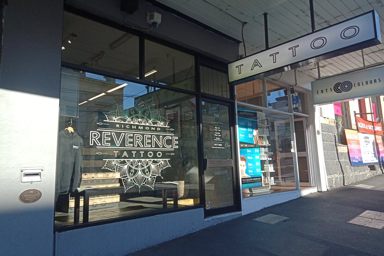 Reverence Tattoo - Richmond