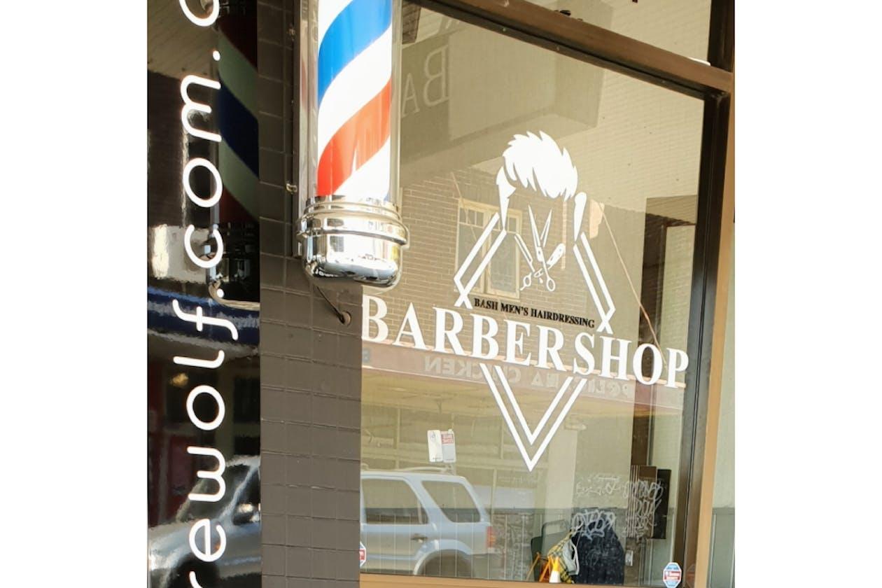 Bash Men's Hairdressing