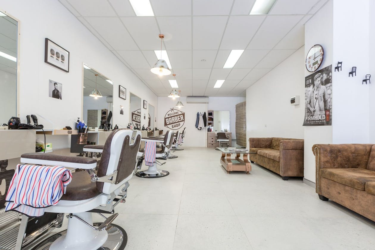 Sharps Barber Shop Sydney