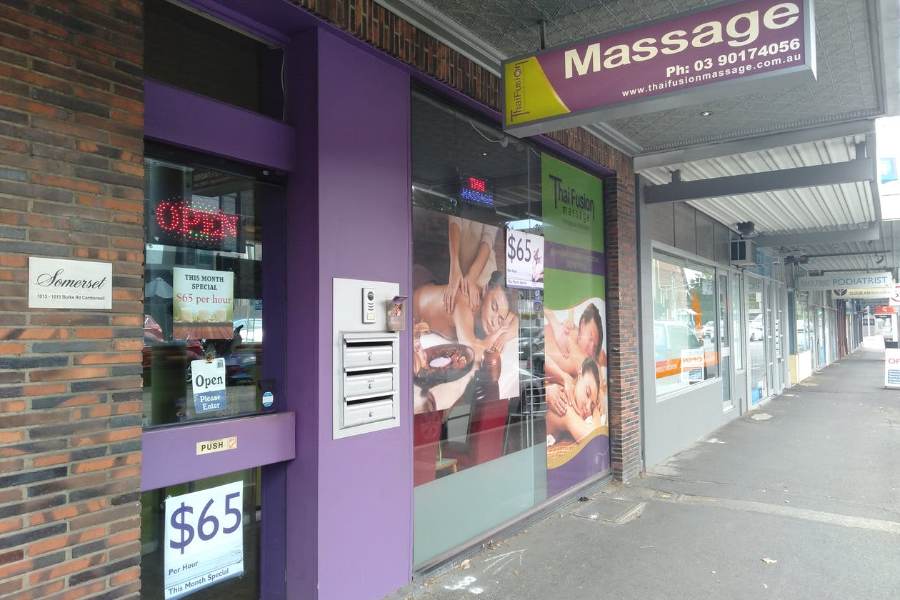 Thai Fusion Massage