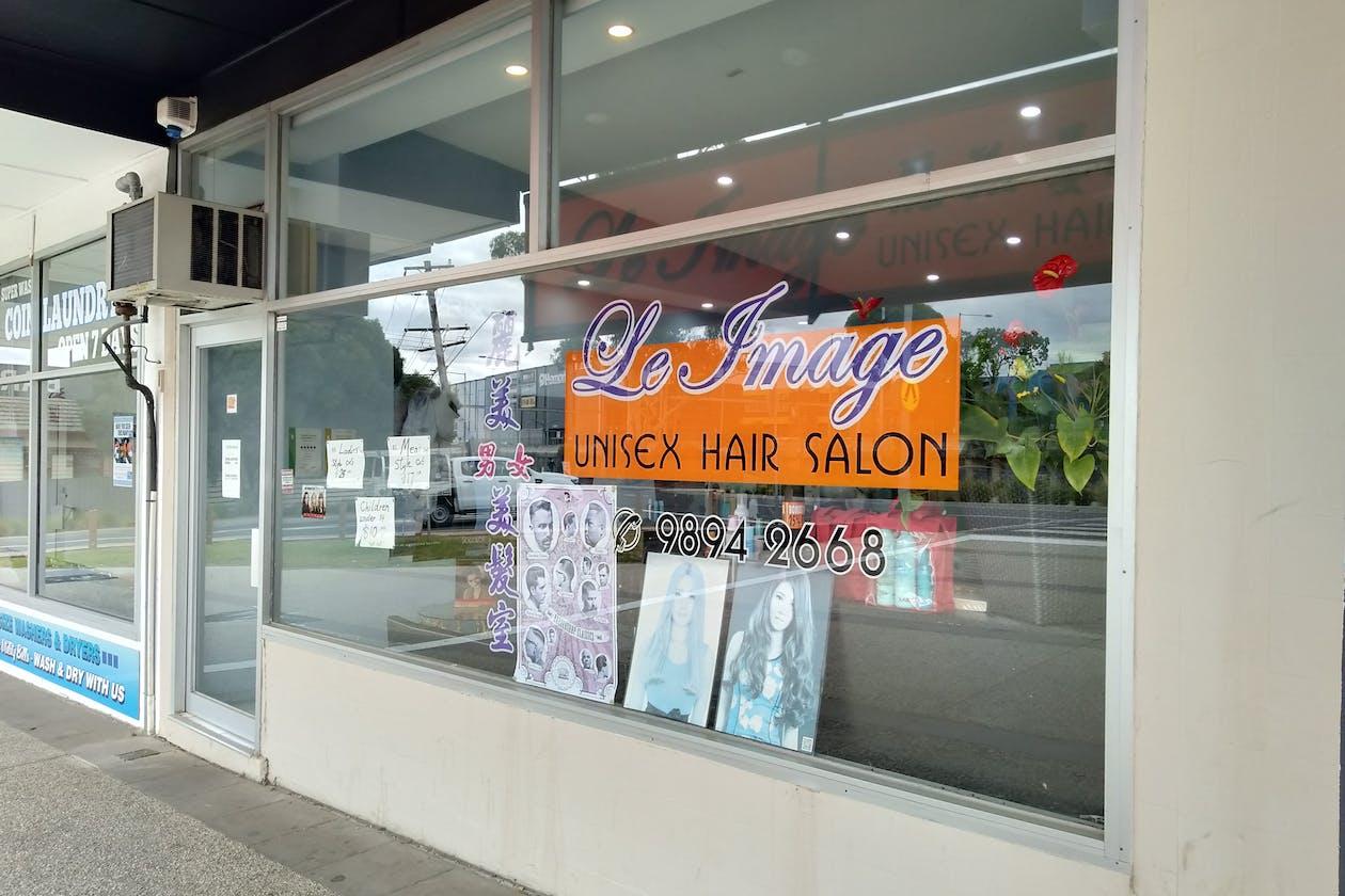 Le Image Unisex Hair Studio