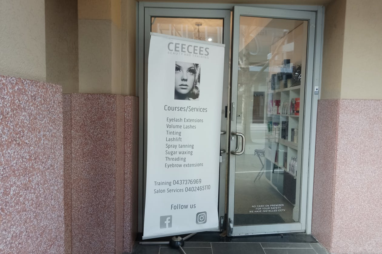 CeeCees Beauty and Training image 2