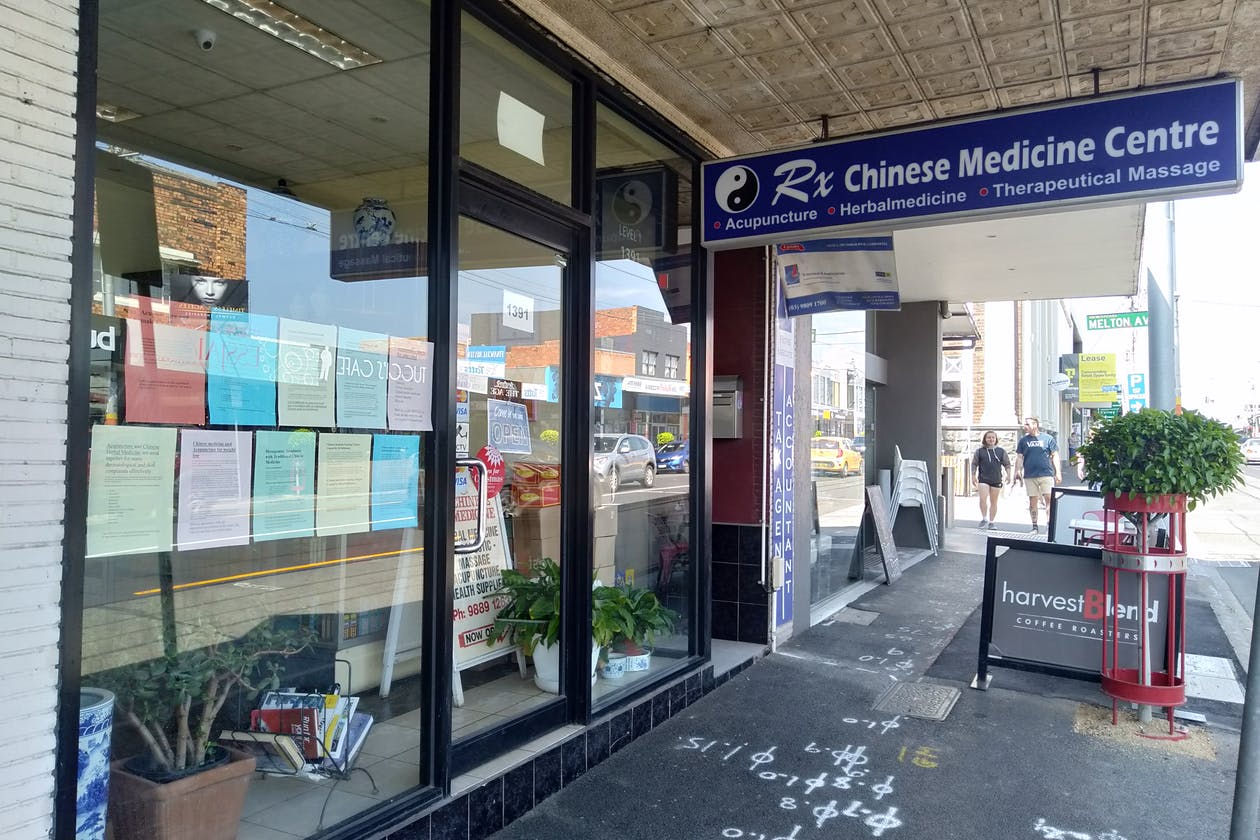 RX Chinese Medicine Centre