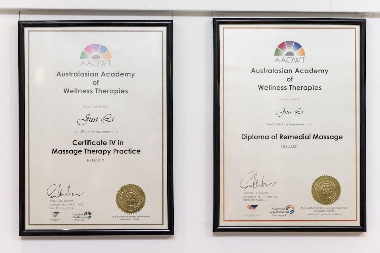 Sorrento Health Care Acupuncture & Massage image 11