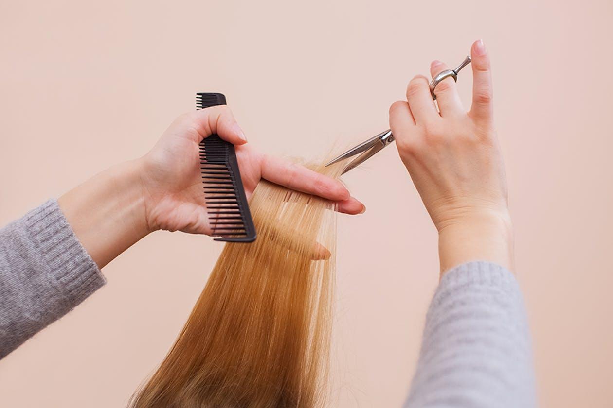 Harmouch's Hair Styles