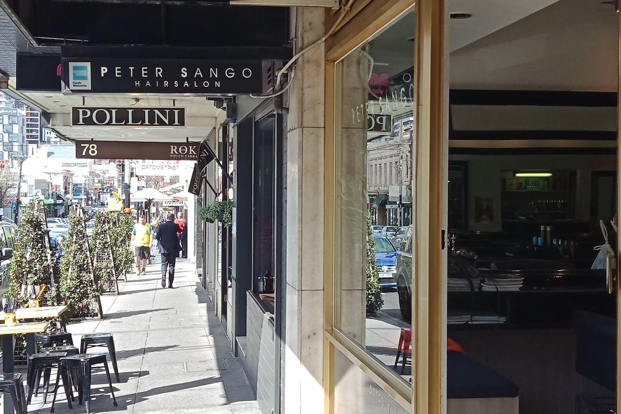 Peter Sango Hairdressing
