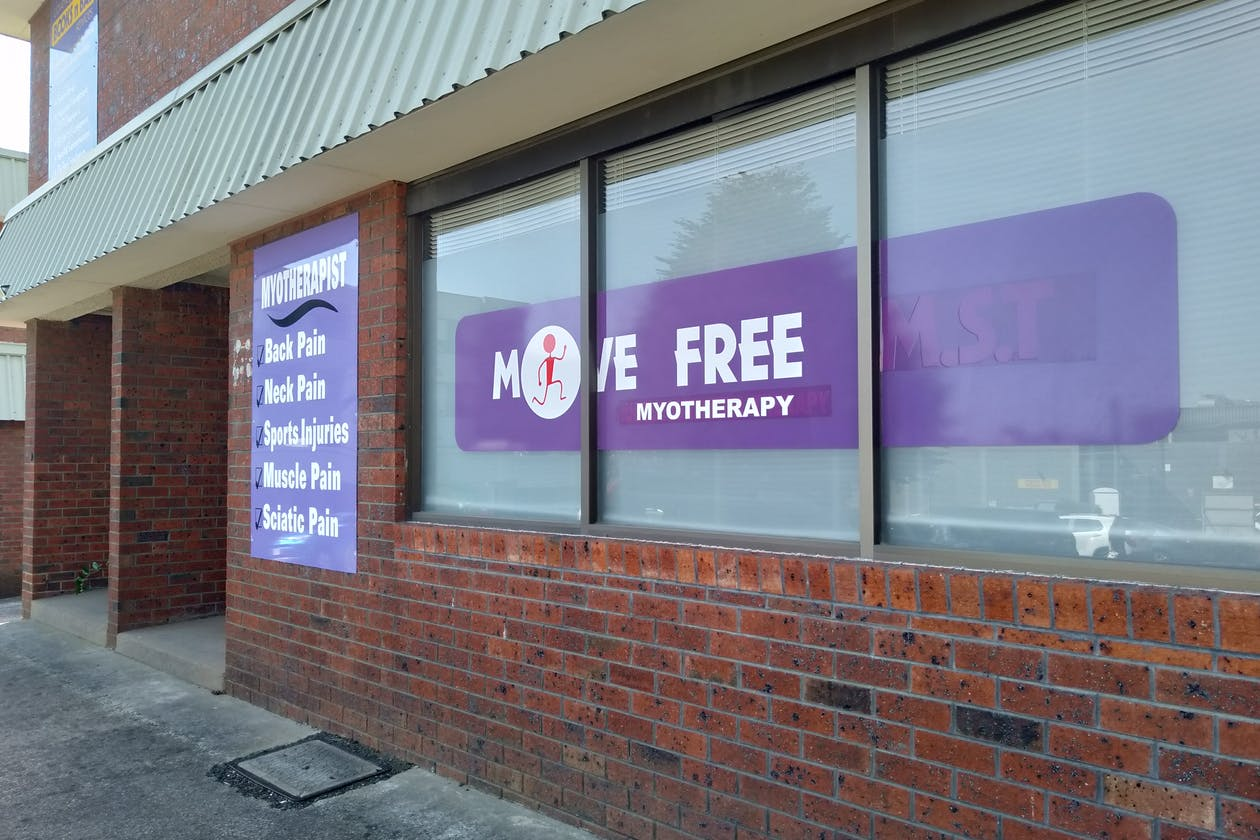 Move Free Myotherapy