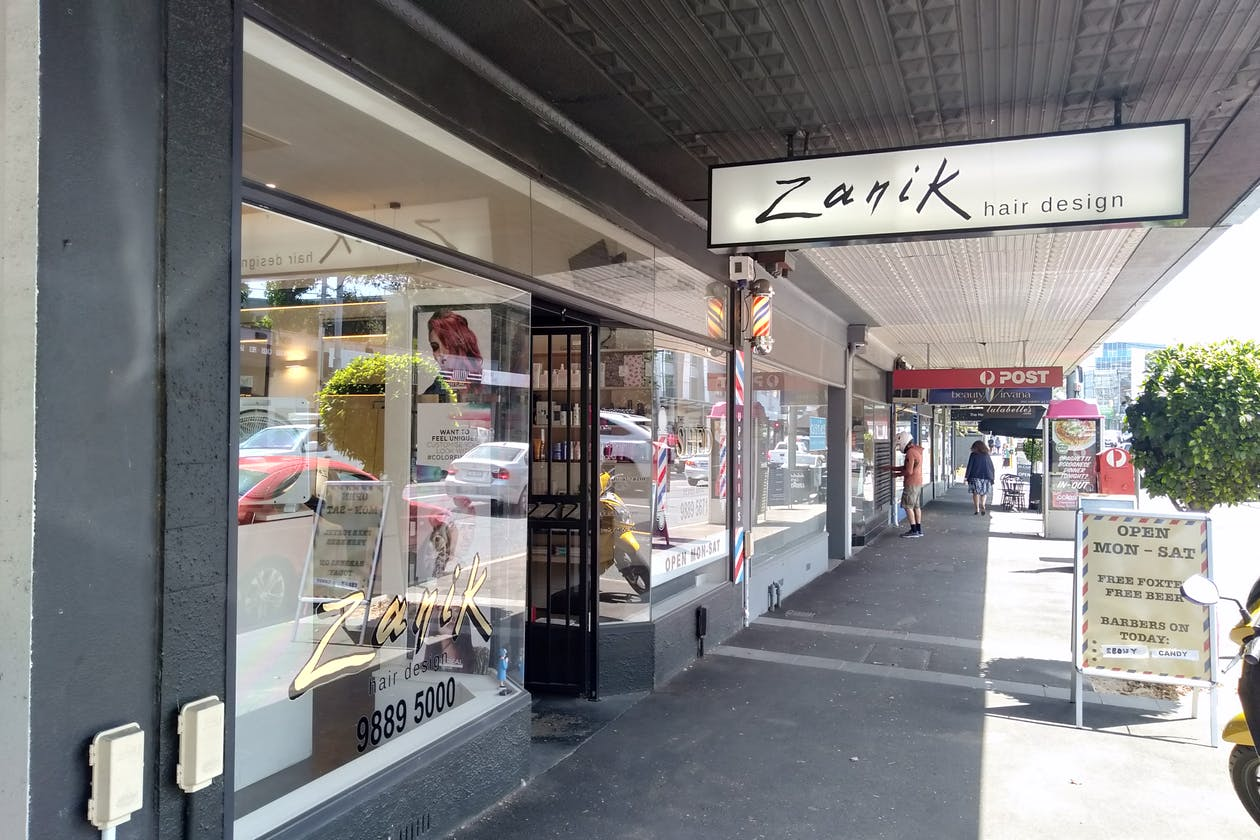 Zanik Hair Design image 2