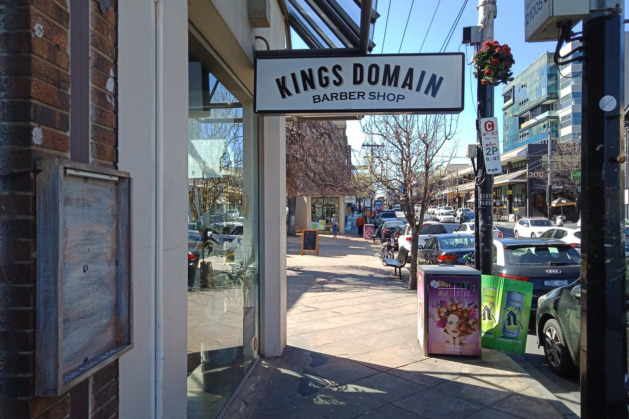Kings Domain - South Yarra