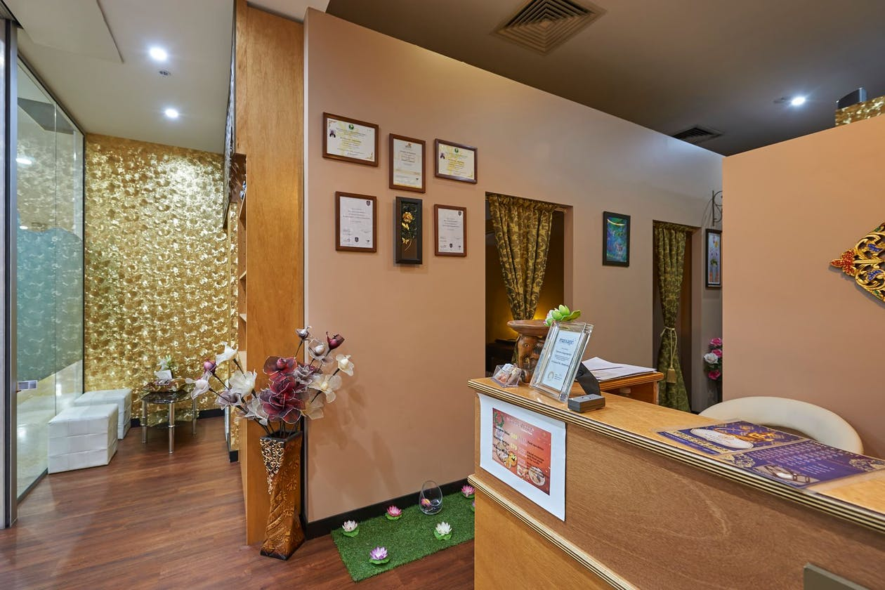 Kasalong Nuad Thai Massage and Day Spa