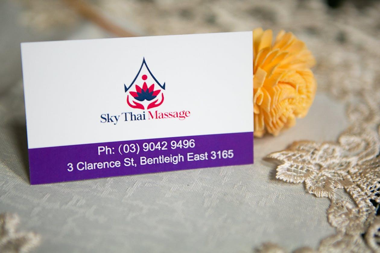 Sky Thai Massage image 10