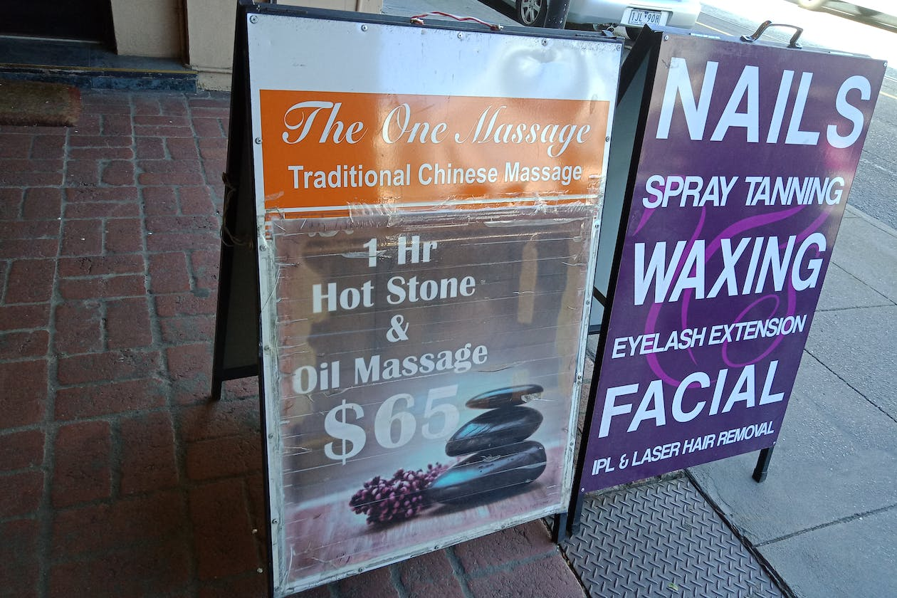 The One Massage - South Yarra image 8