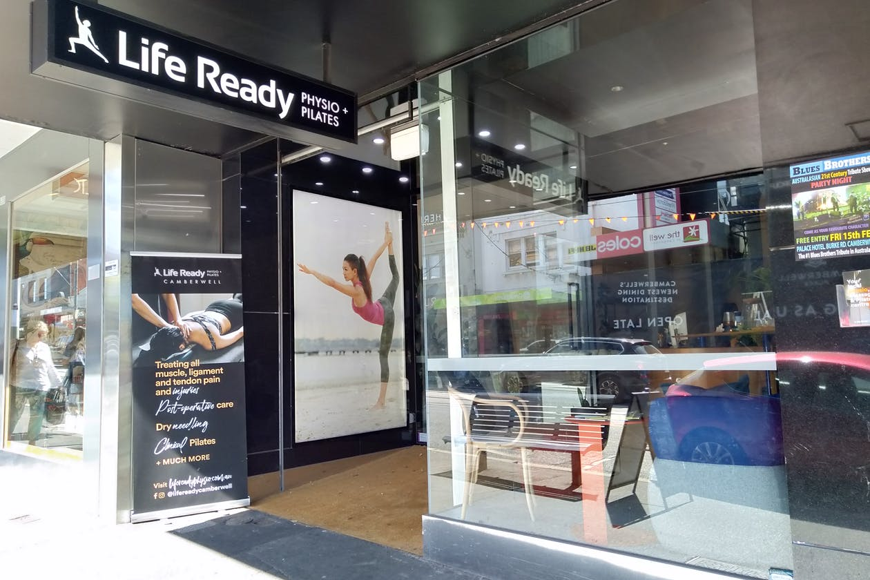 Life Ready Physio & Pilates - Camberwell