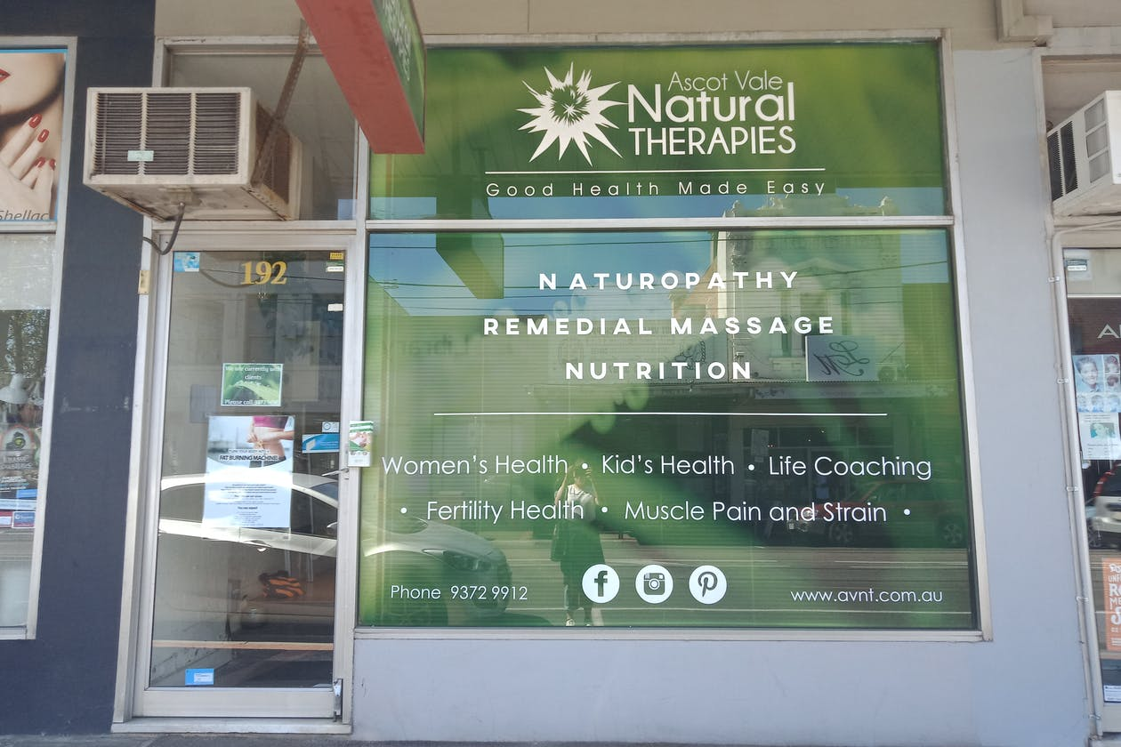 Ascot Vale Natural Therapies image 2