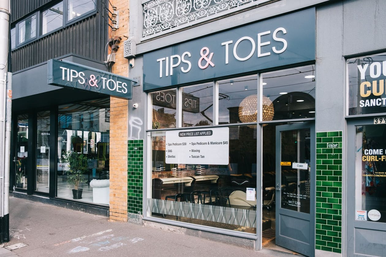 Tips & Toes - Fitzroy image 11