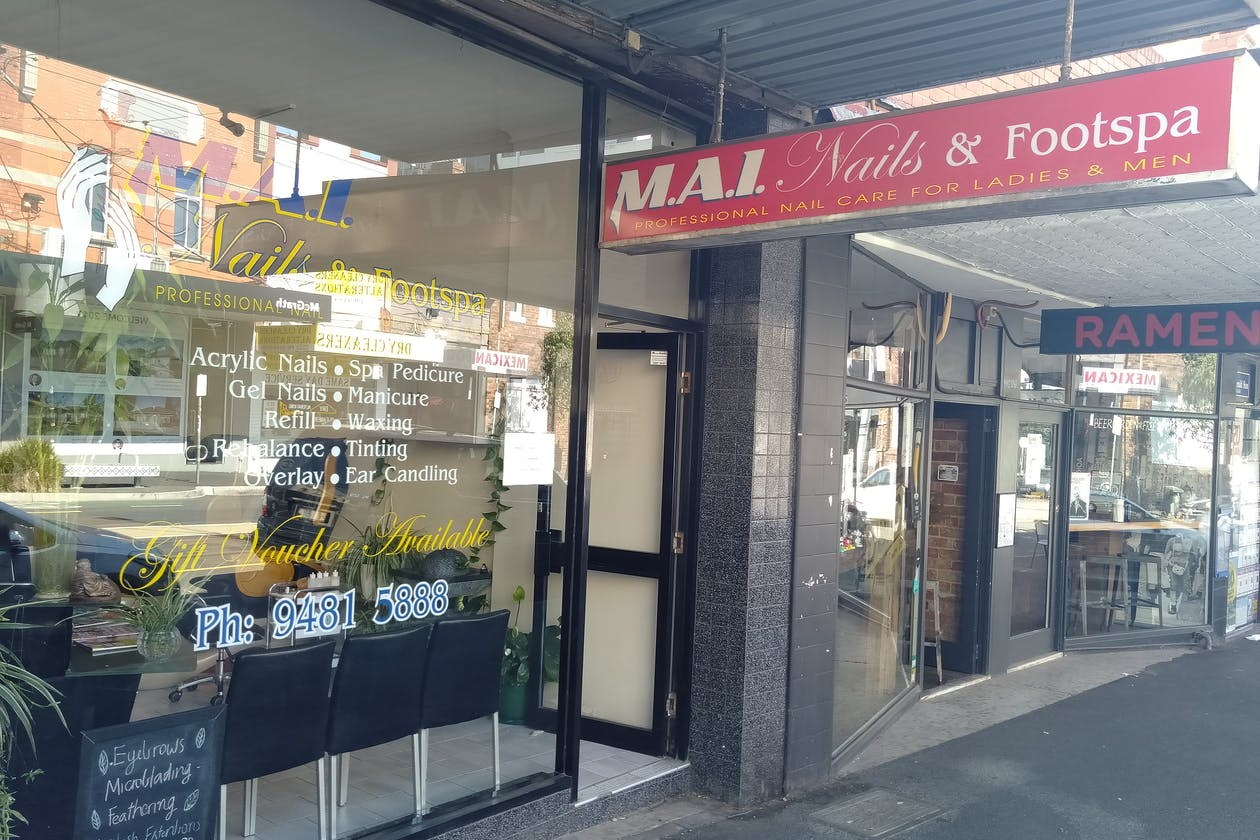 M.A.I. Nails & Footspa