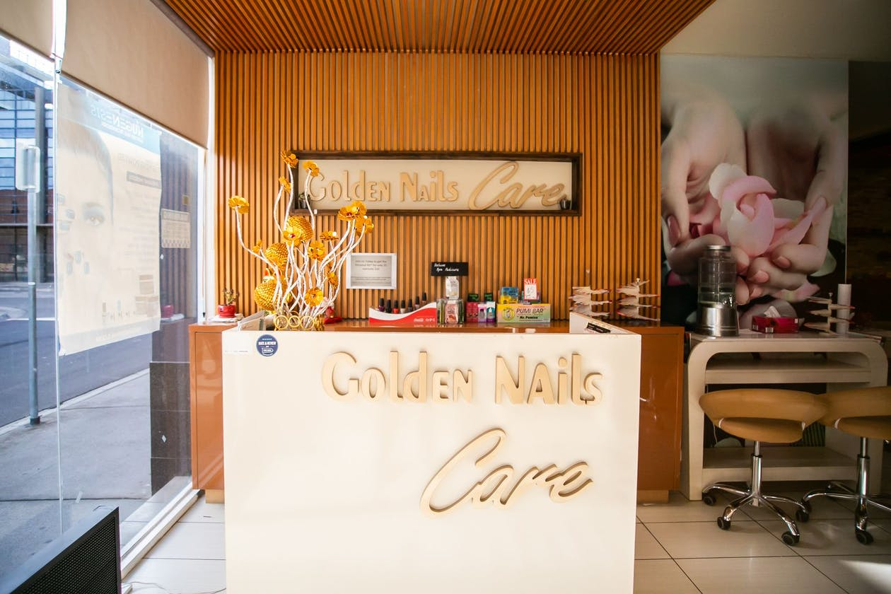 Golden Nails Care - South Yarra