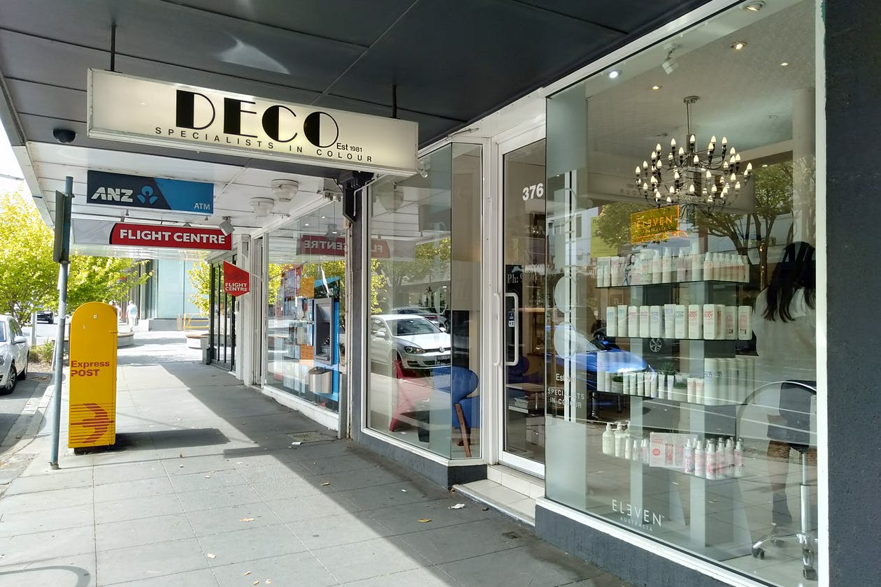 Deco Hairdressing