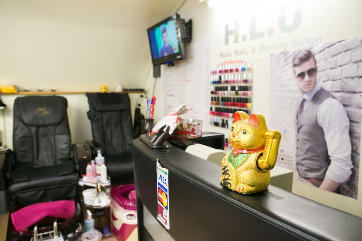H.L.U Hair Nail and Beauty Salon image 3
