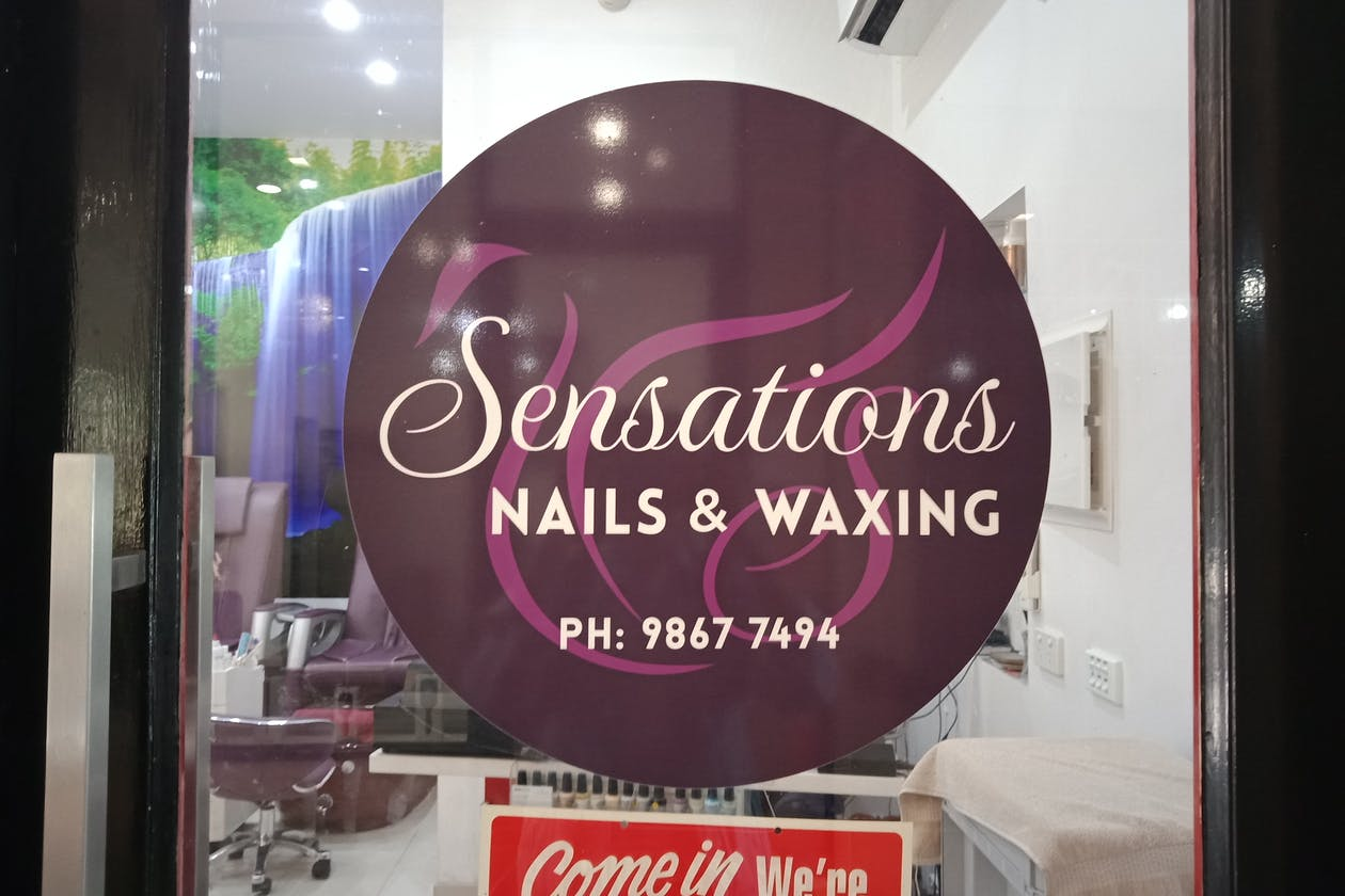 Sensations Nails & Waxing