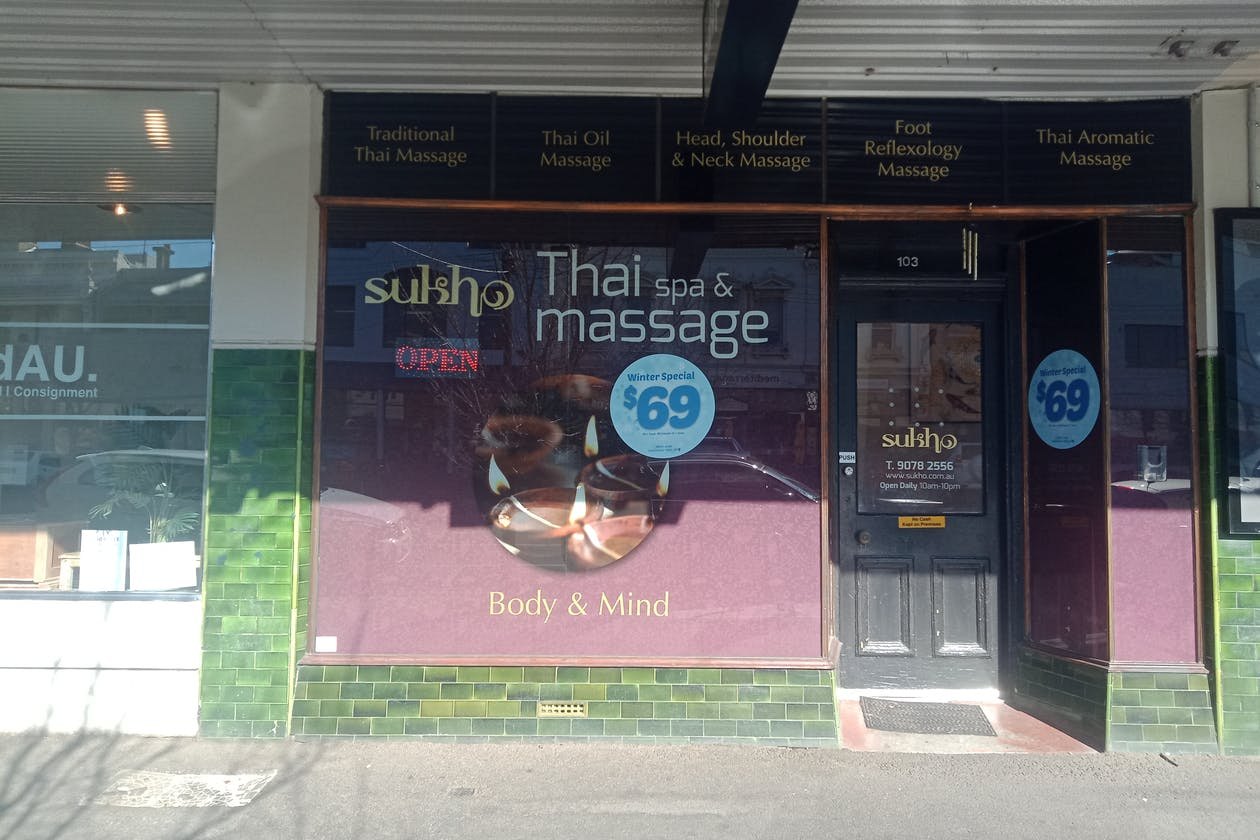 Sukho Spa and Thai Massage