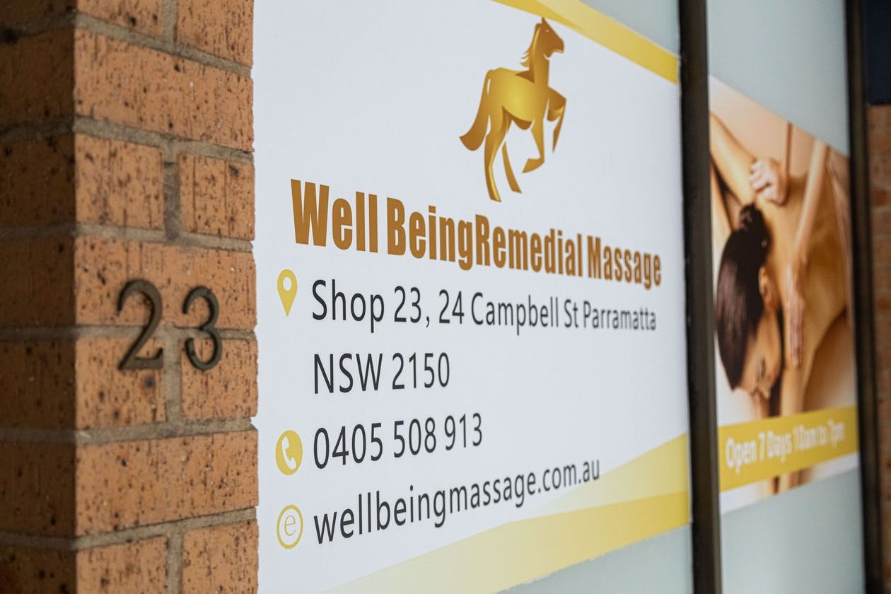 Wellbeing Remedial Massage image 14