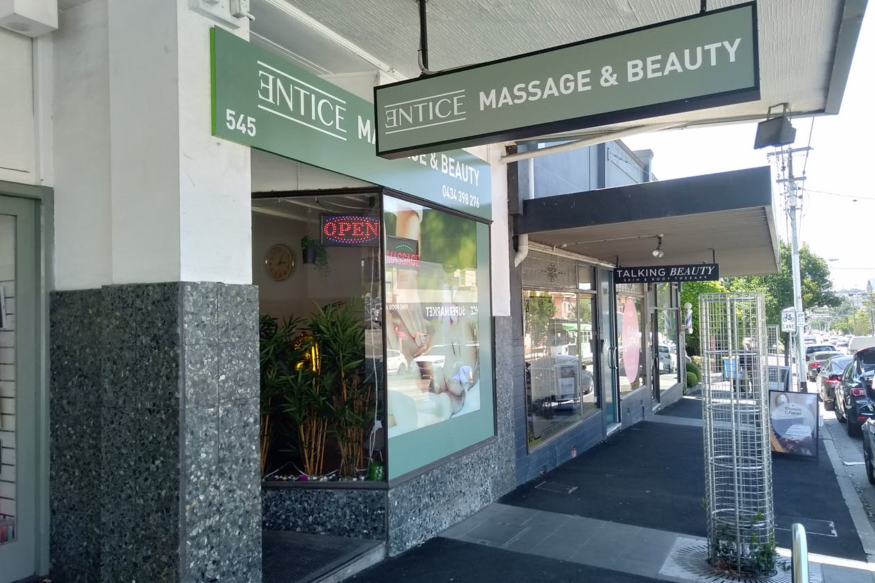 Entice Massage and Beauty