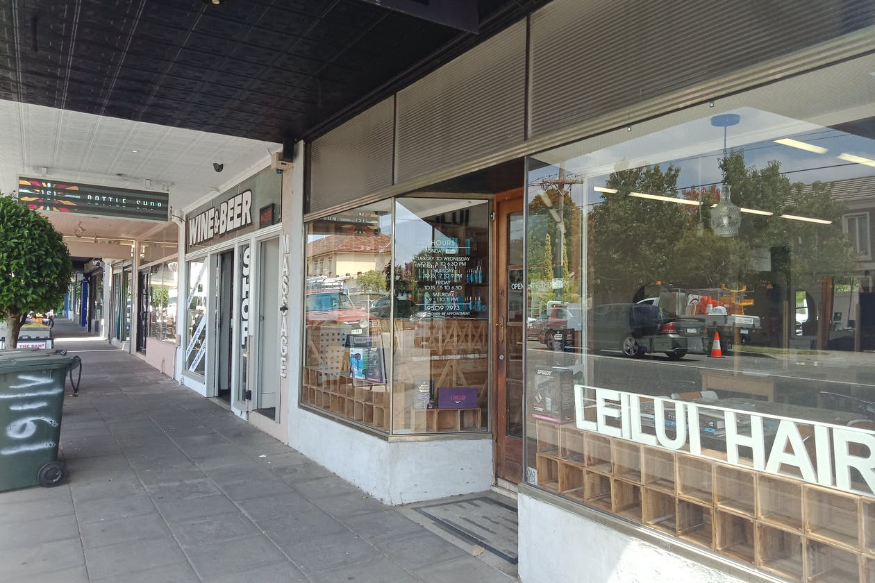 Leilui Hairdressing
