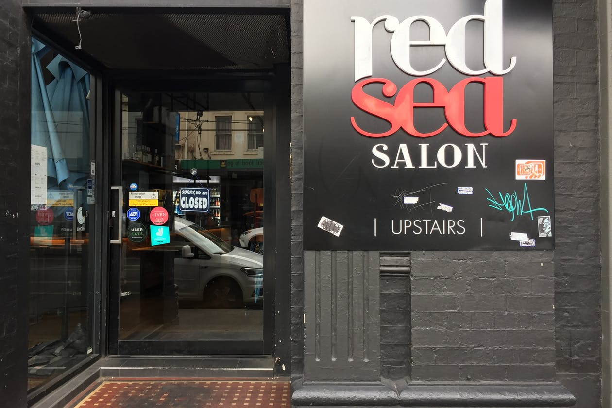 Red Sea Salon