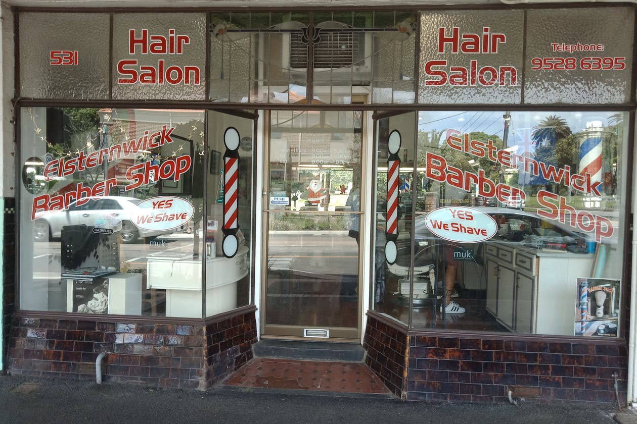 Sammy Barber Shop