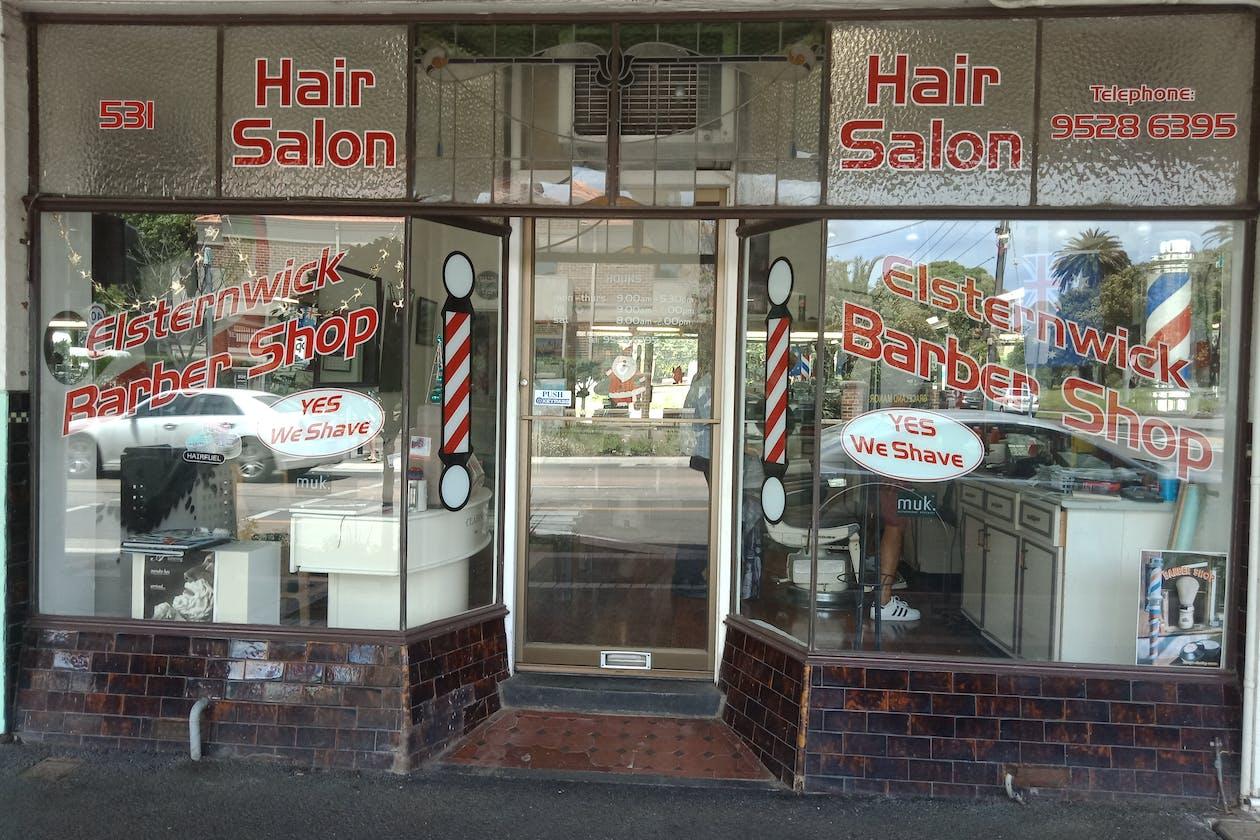 Sammy Barber Shop