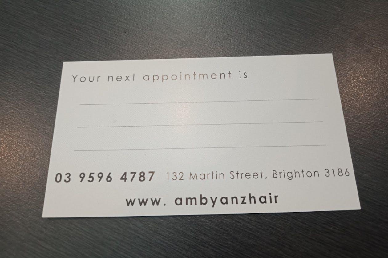 Ambyanz Hair image 5