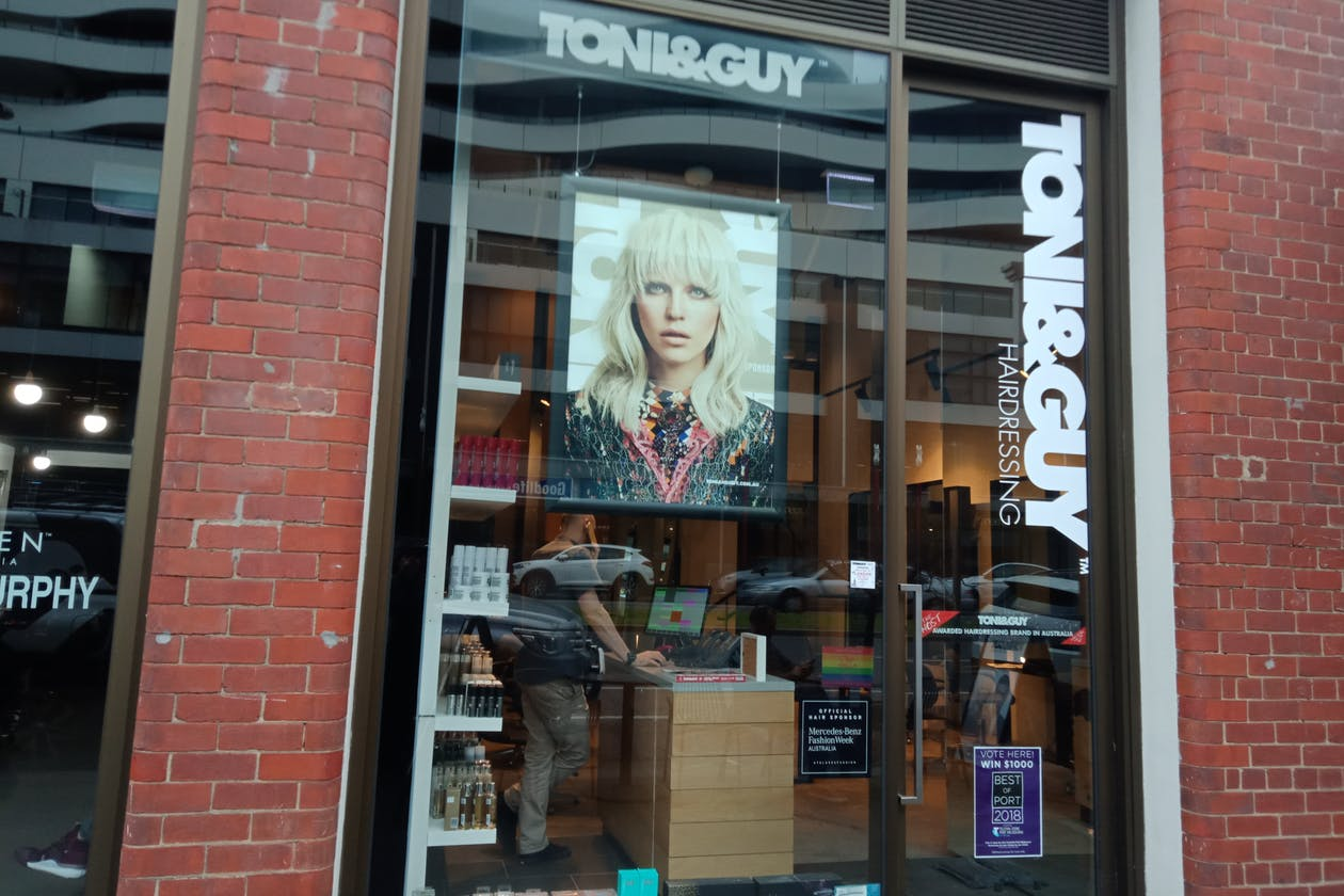 Toni & Guy - Port Melbourne