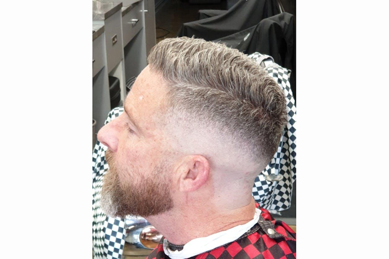 Captain Style Barber Shop image 12
