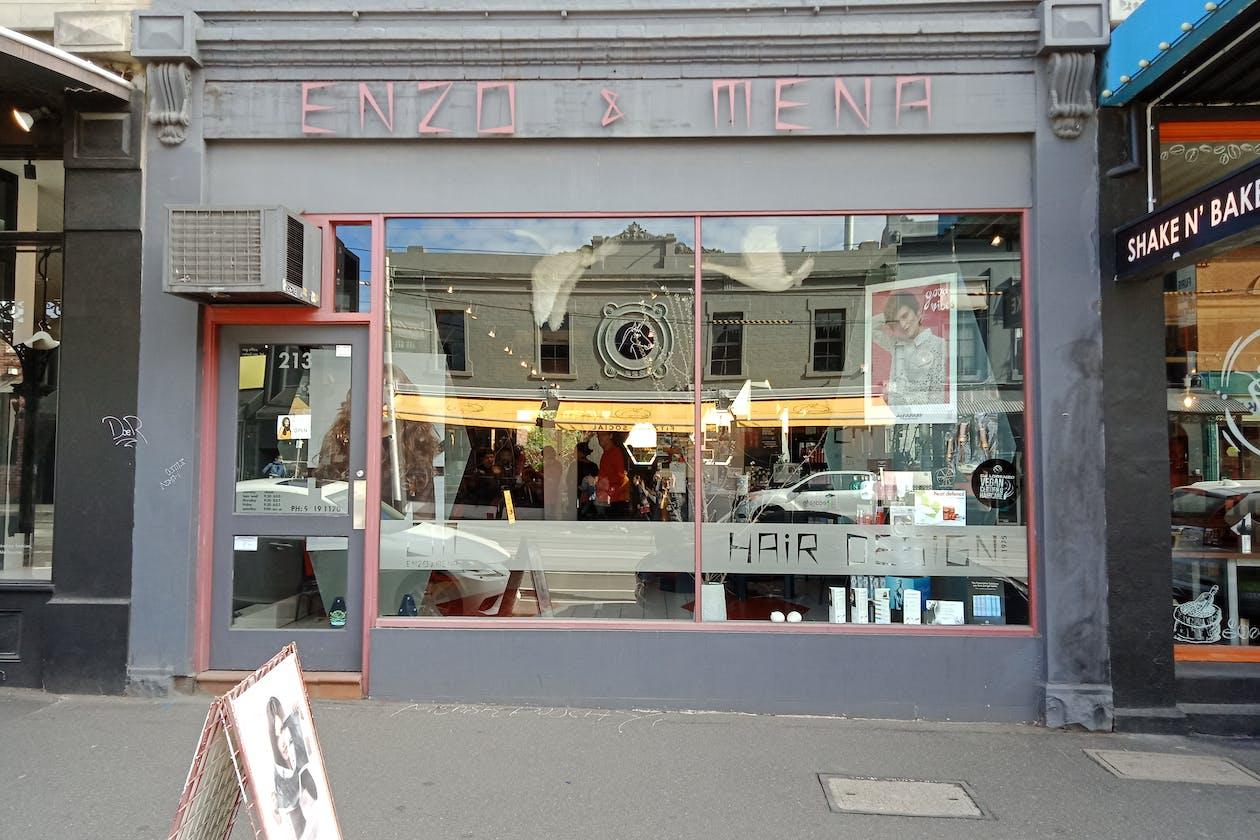 Enzo and Mena Hair Design image 3