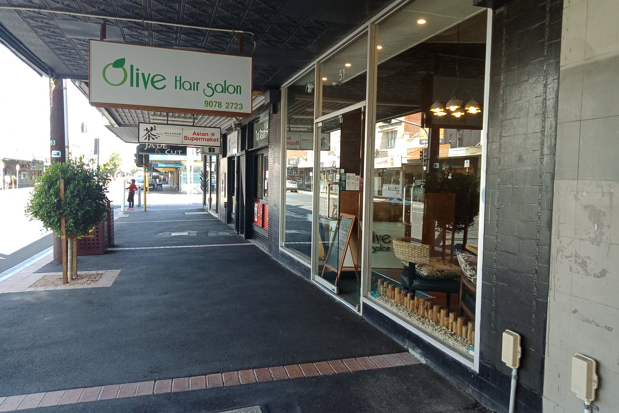 Olive Hair Salon